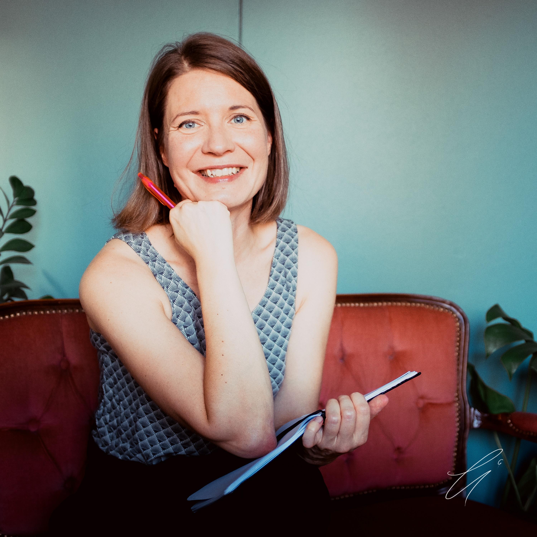 Reetta Yrttiaho positiivisen psykologian kouluttaja ja valmentaja