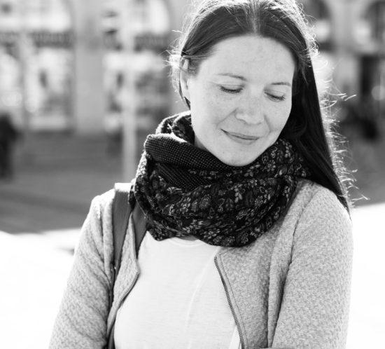 Reetta Yrttiaho, positiivisen psykologian valmentaja ja kouluttaja